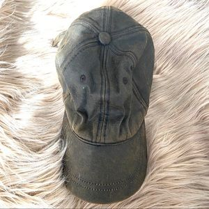Free People Distressed Hat